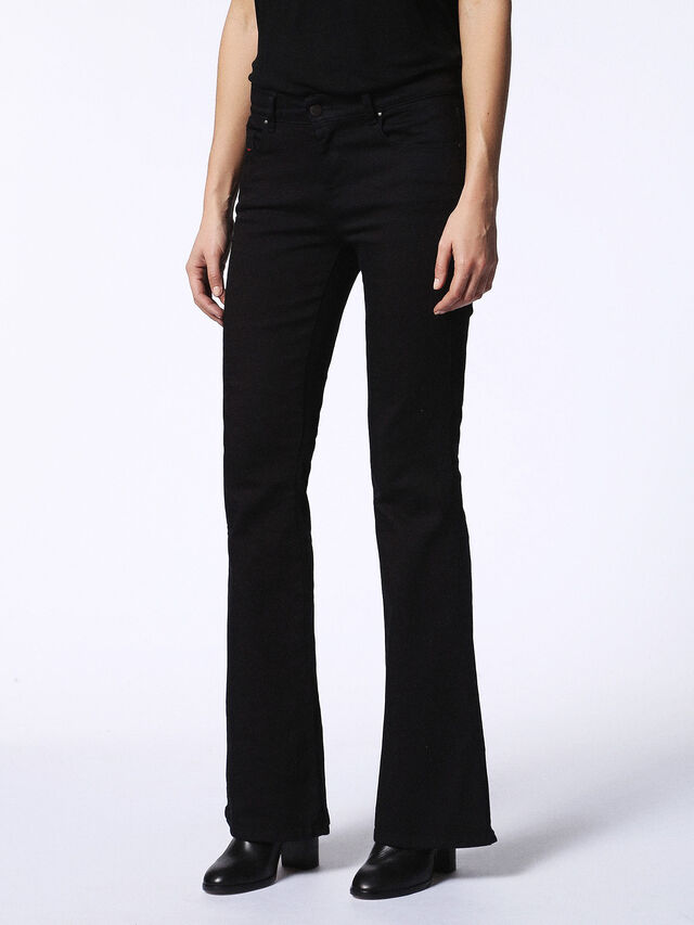 SANDY-B 0800R, Black denim