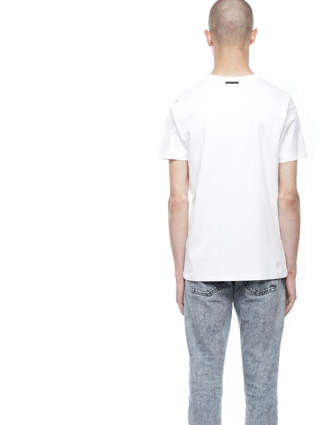 Diesel - TY-M4, White - T-Shirts - Image 2