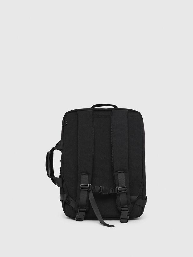 Diesel - F-URBHANITY BRIEFCAS, Black - Briefcases - Image 6