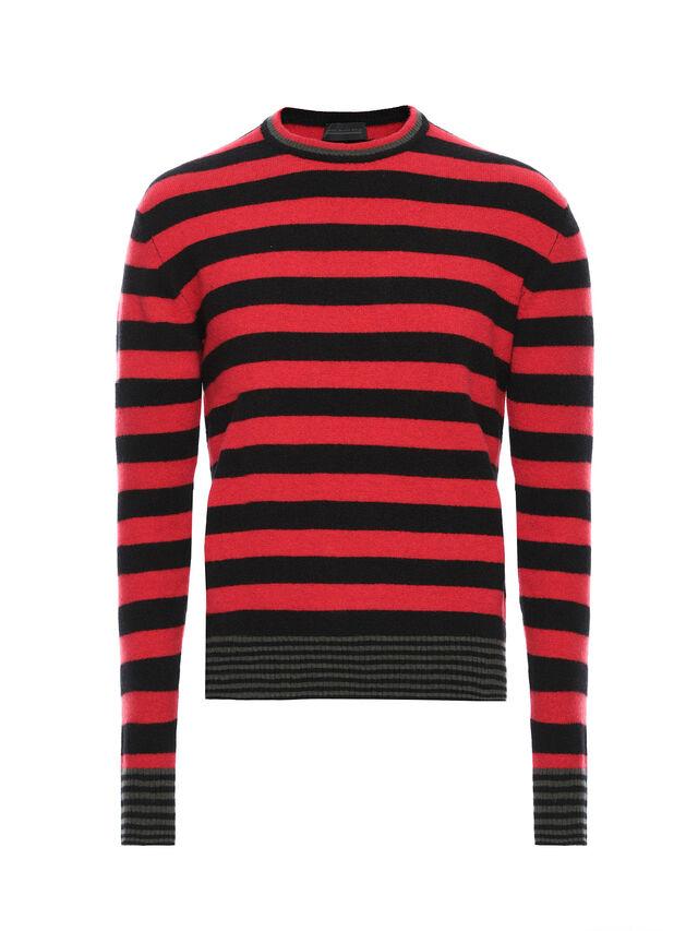 Diesel - KARCE, Red - Sweaters - Image 5
