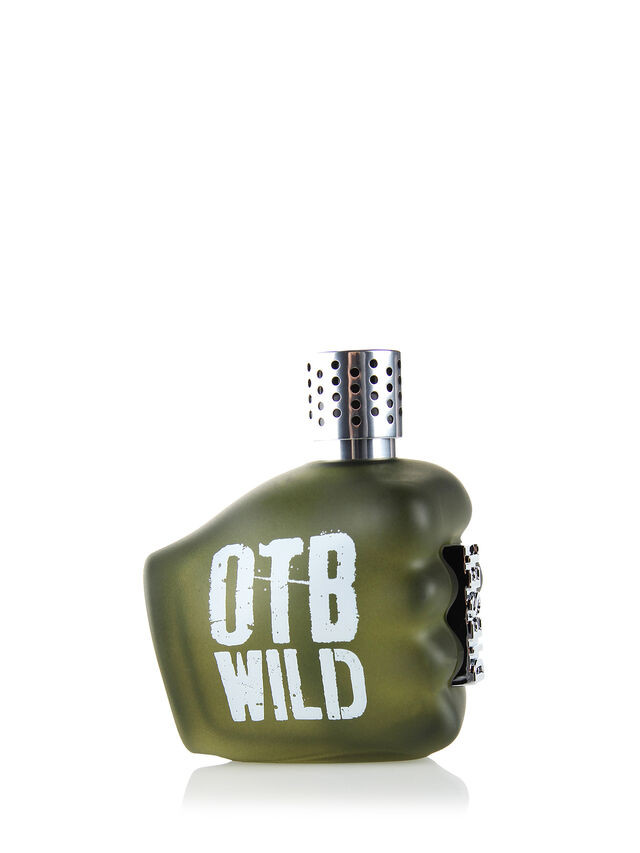 Diesel - ONLY THE BRAVE WILD 50ML, Green - Only The Brave - Image 1