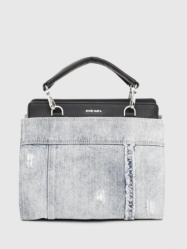 Diesel - BADIA, Grey Jeans - Satchels and Handbags - Image 1