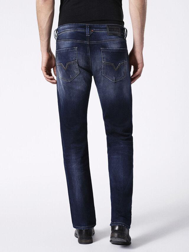 Diesel - Larkee 0860L, Dark Blue - Jeans - Image 3