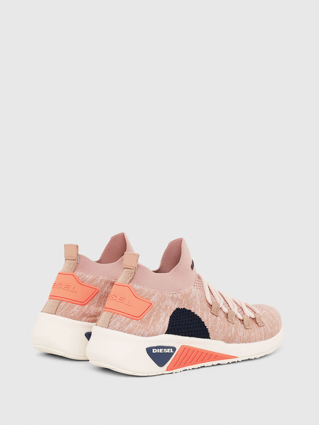 Diesel - S-KB ATHL LACE W, Pink - Sneakers - Image 3