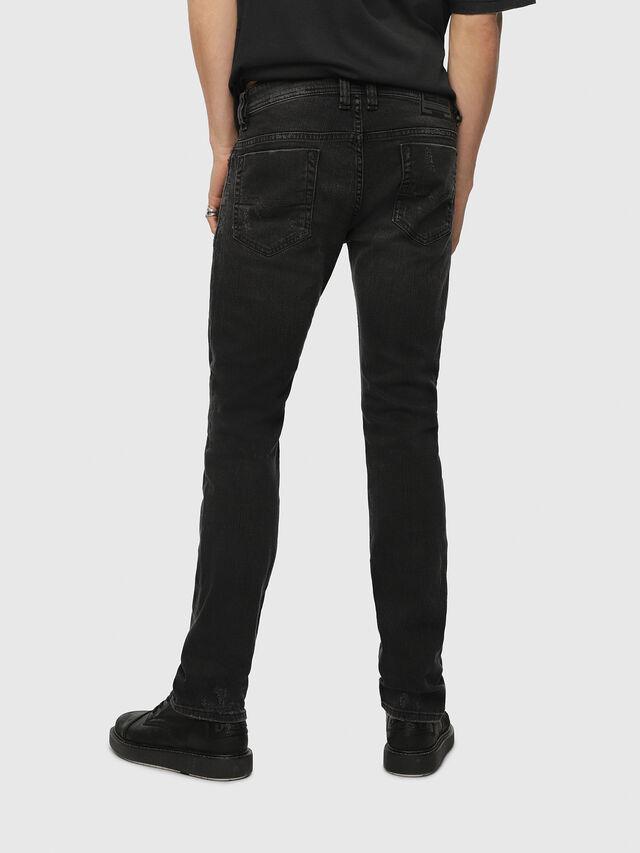 Diesel - Safado CN013, Black/Dark Grey - Jeans - Image 2