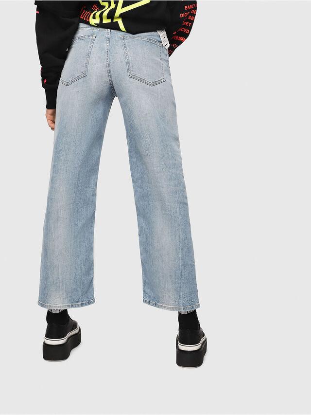 Diesel - Widee 081AL, Light Blue - Jeans - Image 2