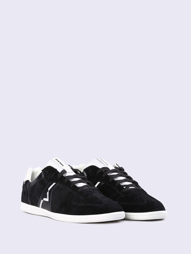 Diesel - S-ALLOY, Black - Sneakers - Image 3
