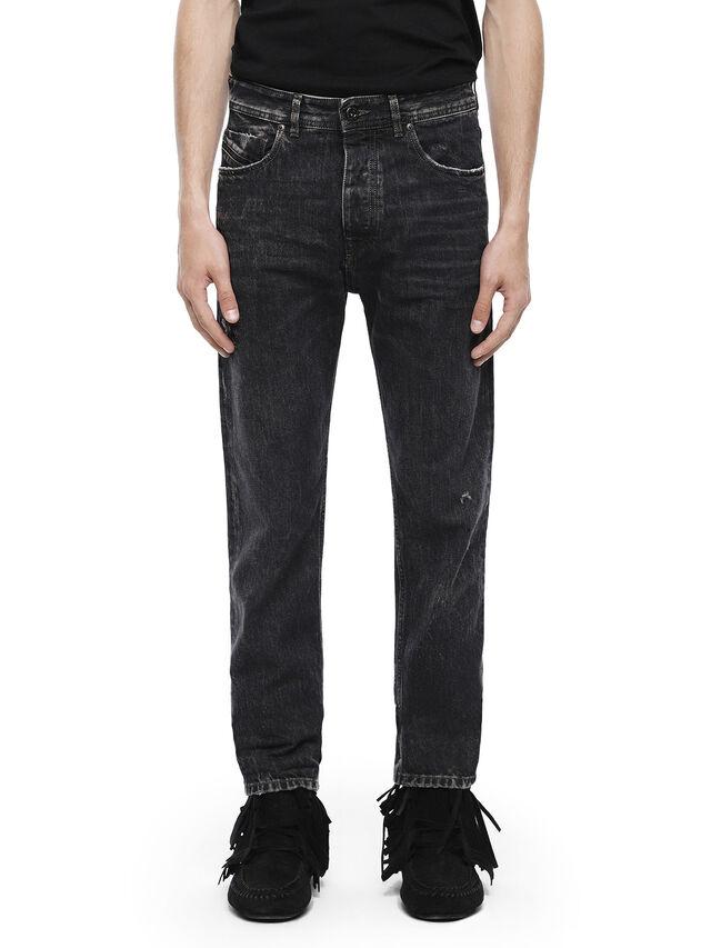 Diesel - TYPE-2880, Black - Jeans - Image 1