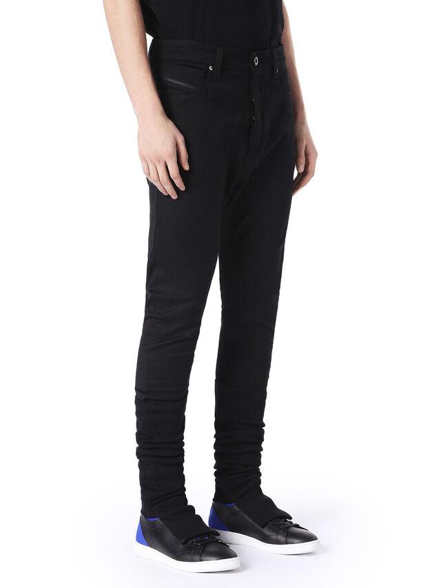 Diesel - TYPE-2840, Black - Jeans - Image 3