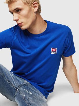 3e40e791 Mens T-shirts: logo, graphics | Diesel Online Store