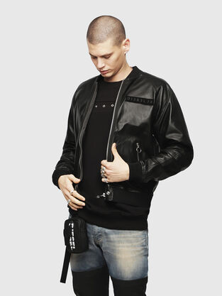 abd968cade218 Mens Leather Jackets