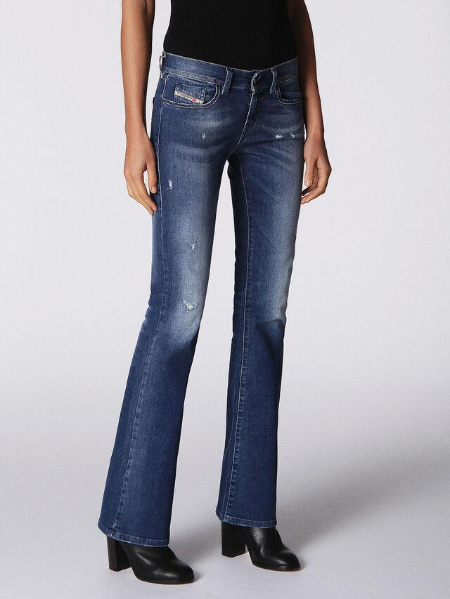 Diesel - LOWLEEH 084KY, Blue jeans - Jeans - Image 6