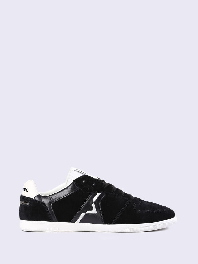 Diesel - S-ALLOY, Black - Sneakers - Image 1