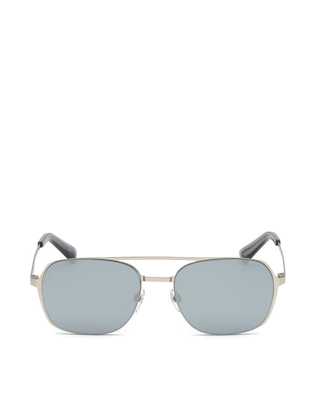 Diesel - DL0274, Grey - Sunglasses - Image 1