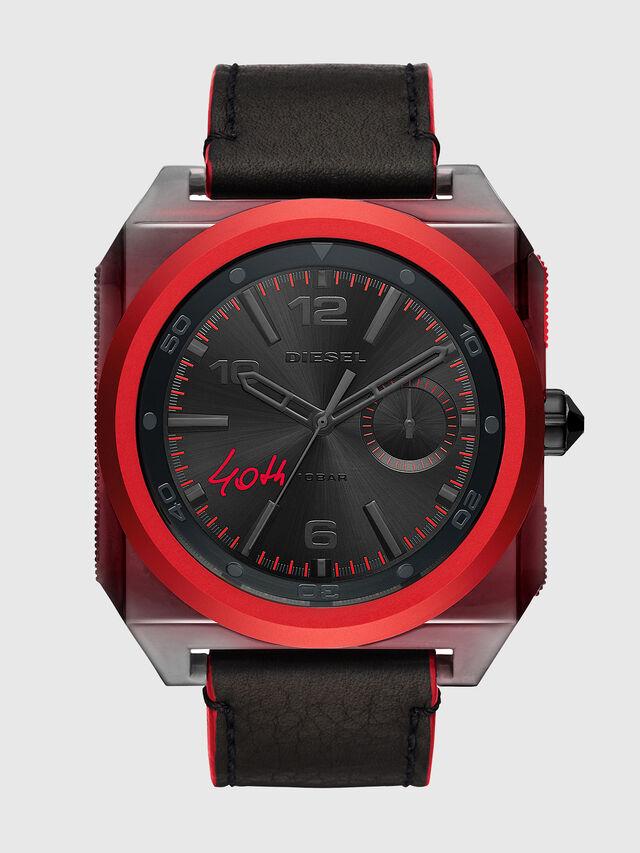 Diesel - DZ1882, Black/Red - Timeframes - Image 1