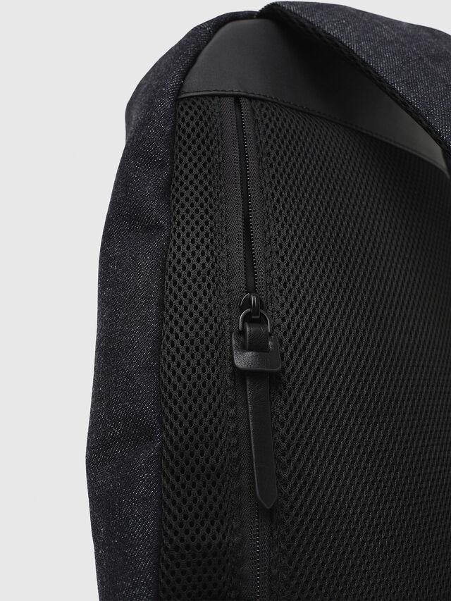 Diesel - D-SUBTORYAL MONO, Blue Jeans - Backpacks - Image 4