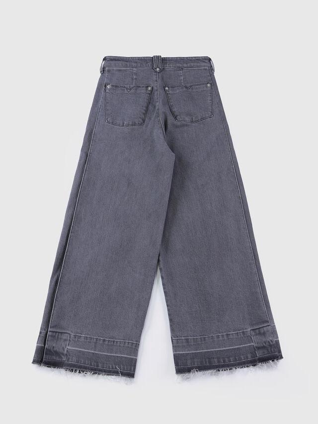 Diesel - PIZZY, Grey Jeans - Pants - Image 2