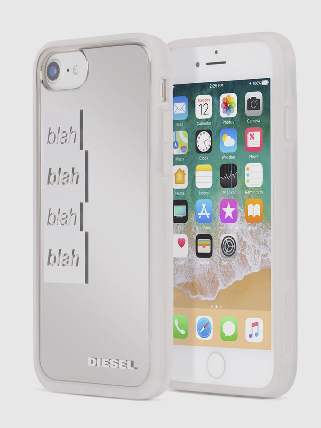 Diesel - BLAH BLAH BLAH IPHONE 8/7/6s/6 CASE, White - Cases - Image 1