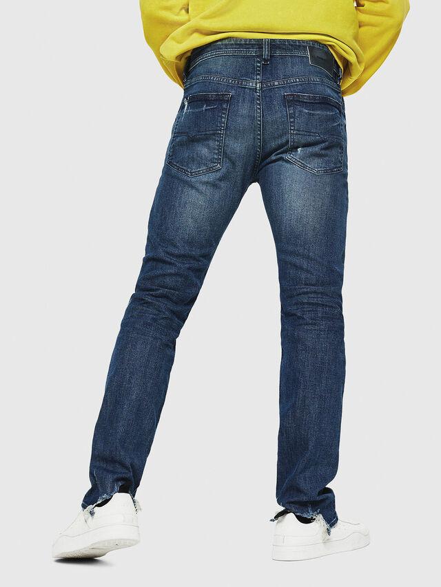 Diesel - Buster CN021, Medium Blue - Jeans - Image 2