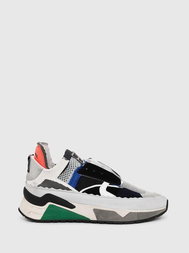 Diesel - S-BRENTHA DEC, White - Sneakers - Image 1