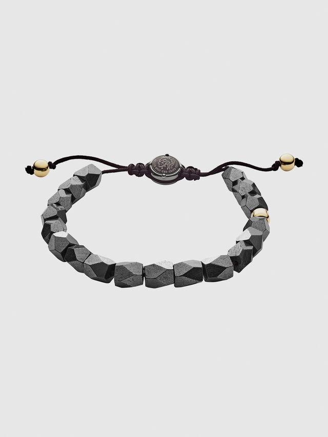 Diesel - DX1136, Black/Gold - Bracelets - Image 1