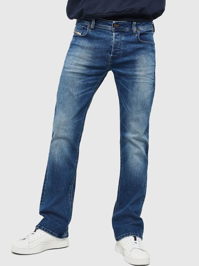 Diesel - Zatiny CN027, Medium Blue - Jeans - Image 1