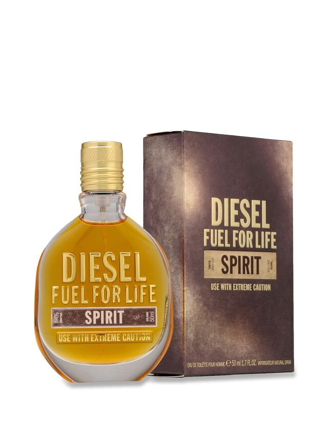 Diesel FUEL FOR LIFE SPIRIT 50ML, Générique - Fuel For Life - Image 2