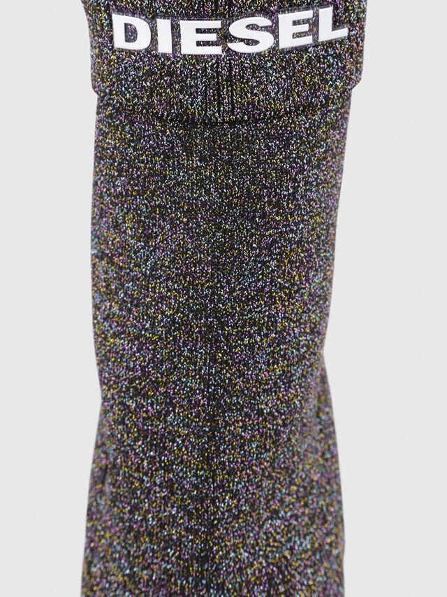 Diesel - D-SLANTY HASM, Multicolor/Black - Ankle Boots - Image 6