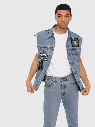 D-VINNY-M,  - Denim Jackets