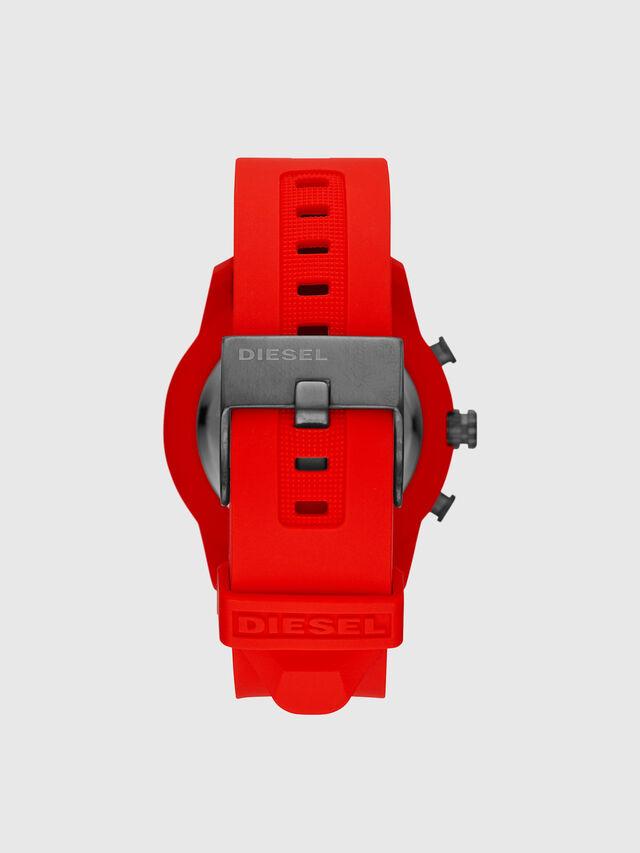 Diesel - DT1016, Red - Smartwatches - Image 3