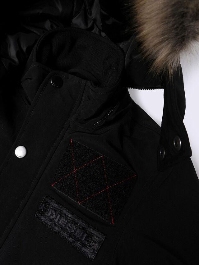 Diesel - JWEST, Black - Jackets - Image 3