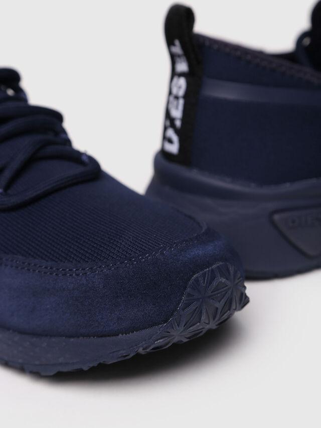 Diesel - S-KBY STRIPE W, Dark Blue - Sneakers - Image 4