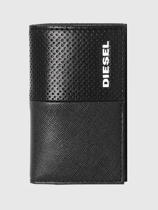 Diesel - KEYCASE O, Black - Bijoux and Gadgets - Image 1