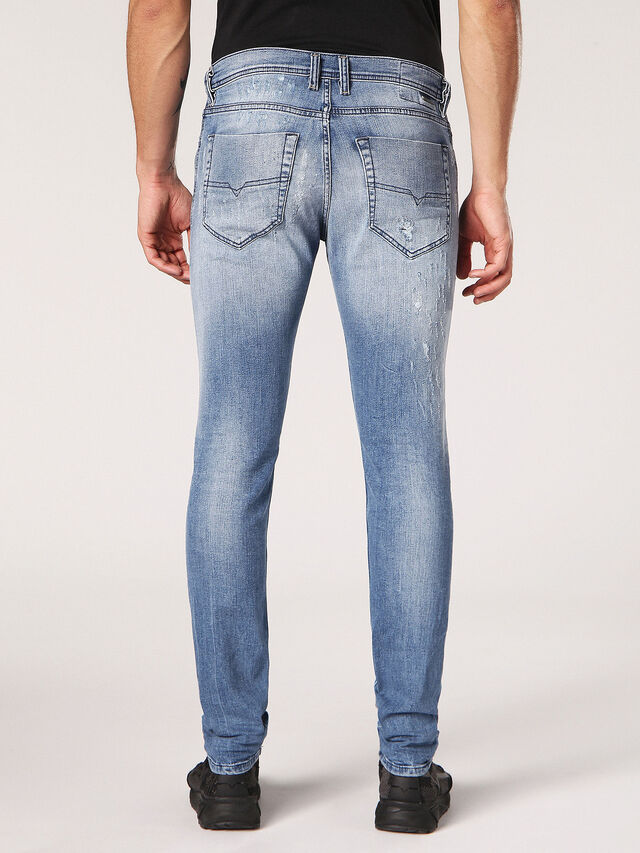 Diesel - Tepphar 084QS, Light Blue - Jeans - Image 2
