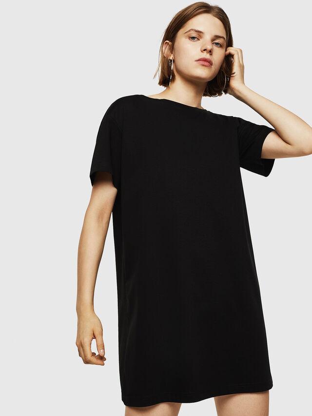 Diesel - D-YLY, Black - Dresses - Image 1