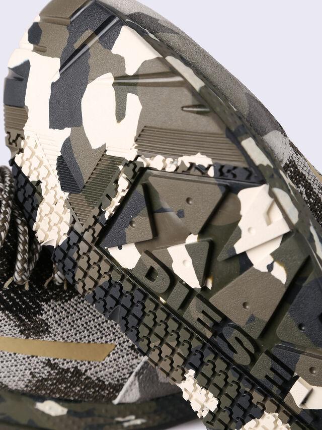 Diesel - S-KBY, Dark Melange - Sneakers - Image 7