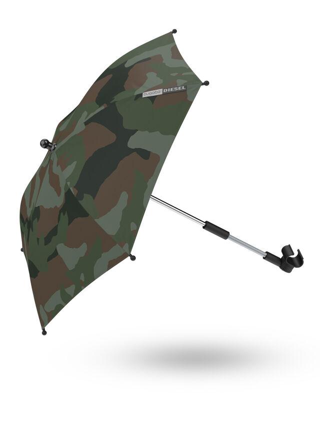 Diesel - BUGABOO, Green Camouflage - Stroller Accessories - Image 1