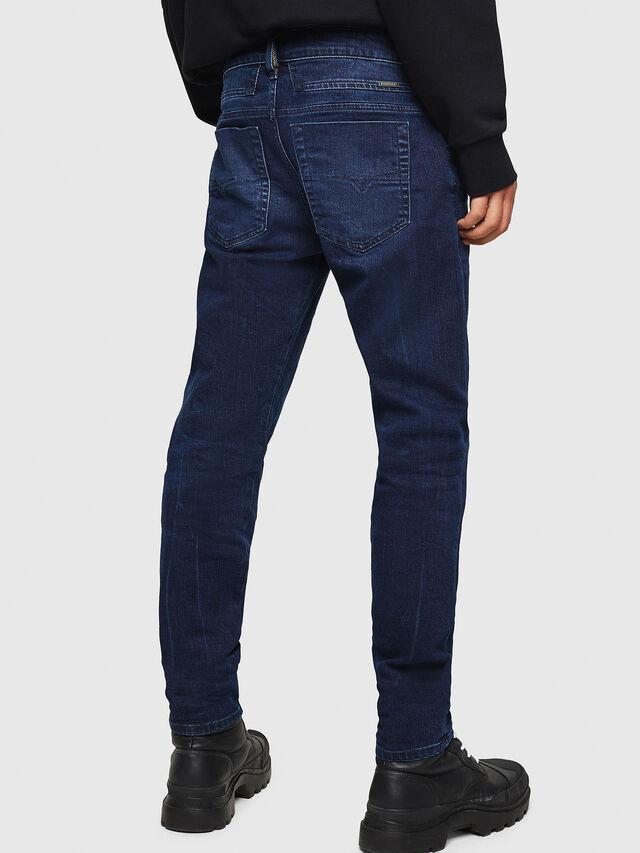 Diesel - D-Bazer 083AT, Dark Blue - Jeans - Image 2