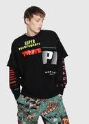 S-TAKEO, Multicolor/Black - Sweatshirts