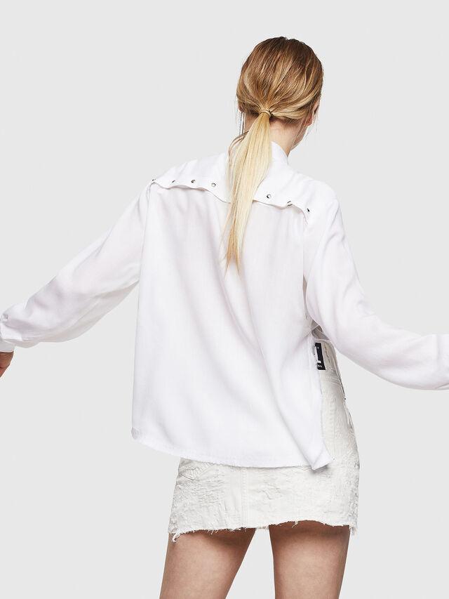 Diesel - C-SUPER-E, White - Shirts - Image 2