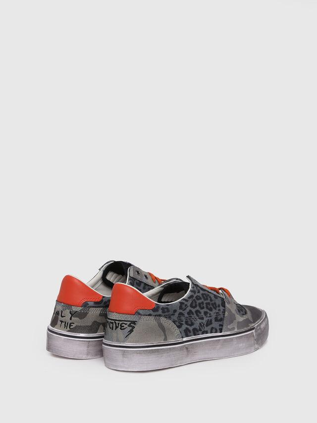 Diesel - S-FLIP LOW, Green - Sneakers - Image 3