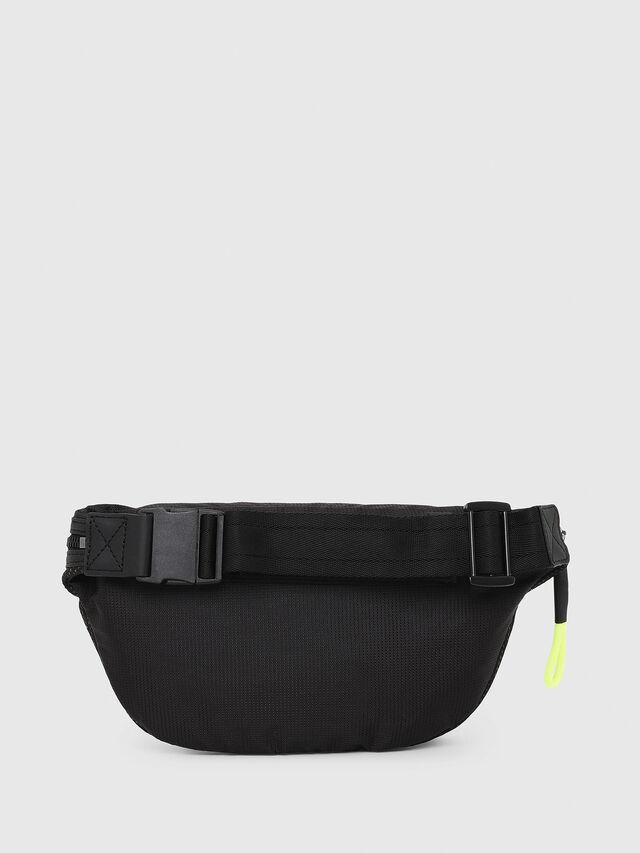 Diesel - LONIGO, Black - Crossbody Bags - Image 2