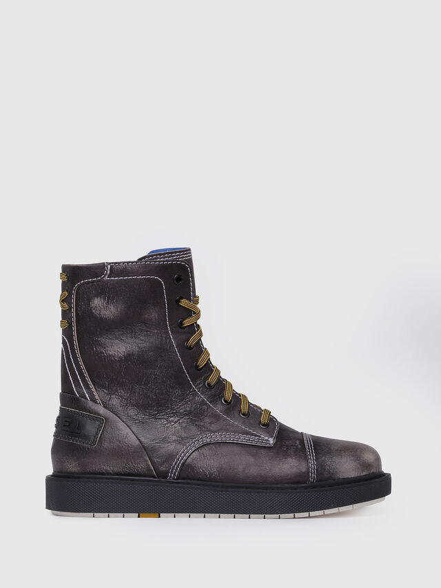 Diesel - D-CAGE DBB, Anthracite - Boots - Image 1