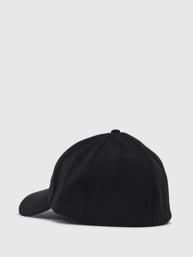 Diesel - C-NEOPRE, Black - Caps - Image 2