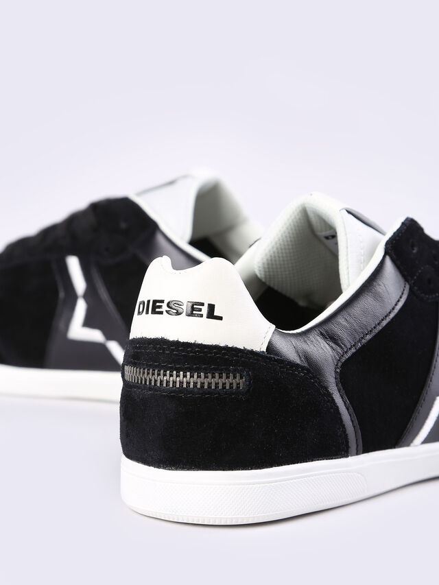 Diesel - S-ALLOY, Black - Sneakers - Image 6