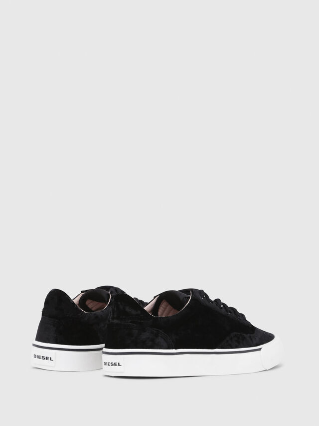 Diesel - S-FLIP LOW W, Black - Sneakers - Image 3