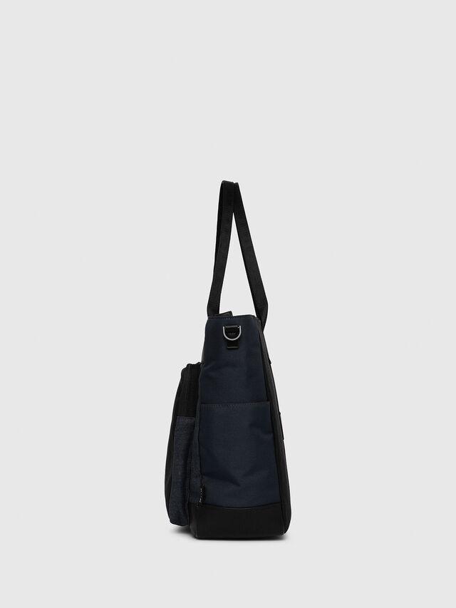 Diesel - BAGOTE, Dark Blue - Shopping and Shoulder Bags - Image 2