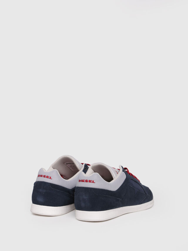 Diesel - S-HAPPY LOW, Dark Blue - Sneakers - Image 2