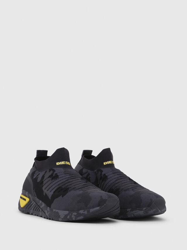 Diesel - S-KB ATHL SOCK, Blue - Sneakers - Image 2