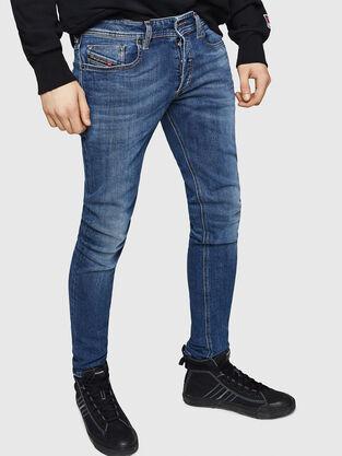 8c7e968c Mens Sleenker Skinny Jeans | Diesel Online Store